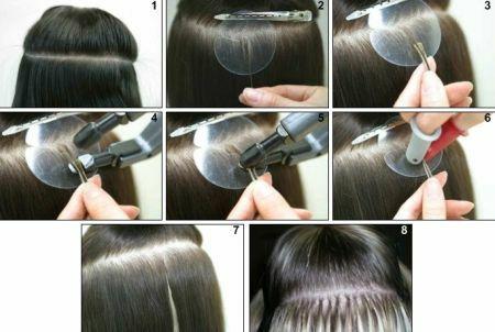 Где сделать наращивание волос